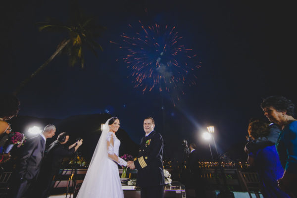 Fotografia de Casamento Clube Naval Piraque