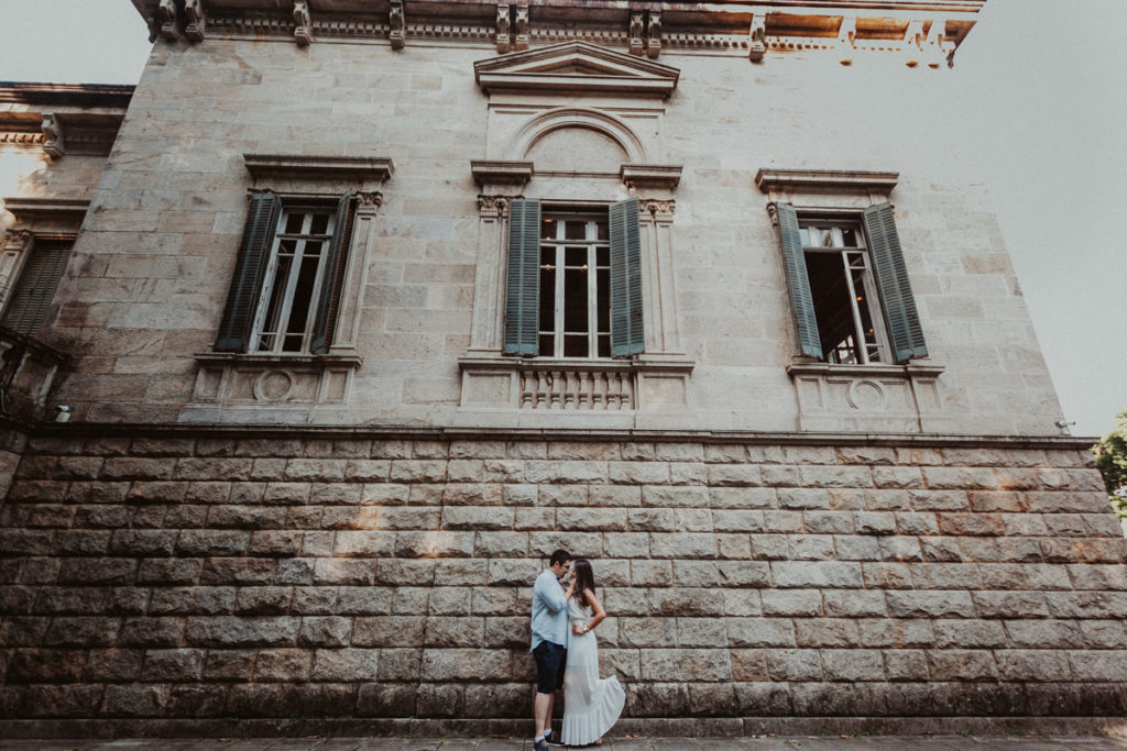 ensaio fotografico pre wedding parque laje